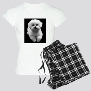 Beau the Beautiful Bichon Women's Light Pajamas