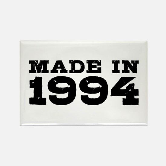 Made In 1994 Rectangle Magnet