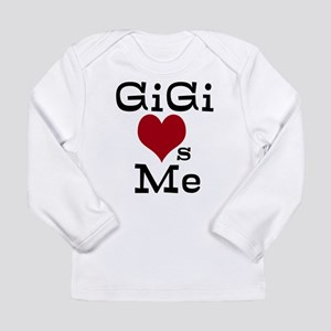 GiGi Loves me Long Sleeve T-Shirt