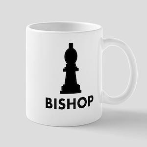 Chess Bishop Mug