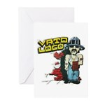 Vato Loco Greeting Cards (Pk of 10)