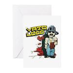 Vato Loco Greeting Cards (Pk of 20)