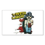 Vato Loco Sticker