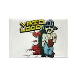 Vato Loco Rectangle Magnet (10 pack)