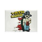 Vato Loco Rectangle Magnet