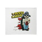 Vato Loco Throw Blanket