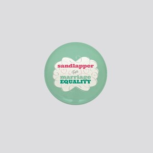 Sandlapper for Equality Mini Button