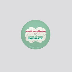 South Carolinian for Equality Mini Button