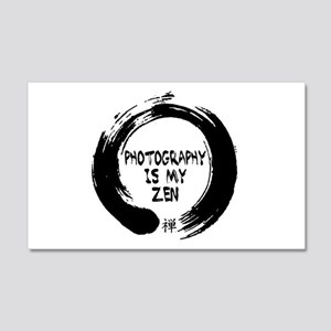 Photography is my Zen-1 Wall Decal