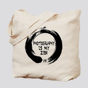 Photography is my Zen-1 Tote Bag
