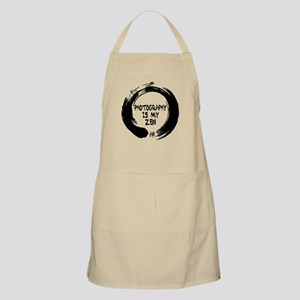 Photography is my Zen-1 Apron