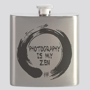 Photography is my Zen-1 Flask