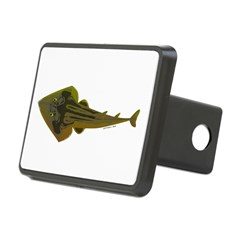 Guitarfish Ray fish Hitch Cover