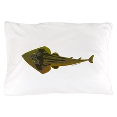 Guitarfish Ray fish Pillow Case