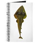 Guitarfish Ray fish Journal