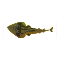 Guitarfish Ray fish Wall Decal