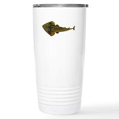 Guitarfish Ray fish Travel Mug