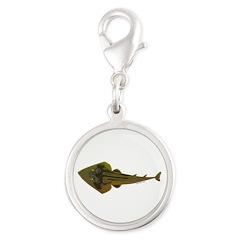 Guitarfish Ray fish Charms