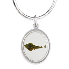 Guitarfish Ray fish Necklaces