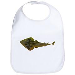 Guitarfish Ray fish Bib