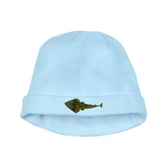 Guitarfish Ray fish baby hat