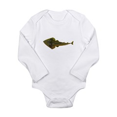 Guitarfish Ray fish Body Suit