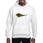 Guitarfish Ray fish Hoodie