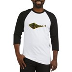 Guitarfish Ray fish Baseball Jersey
