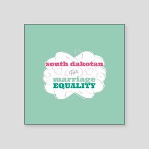 South Dakotan for Equality Sticker