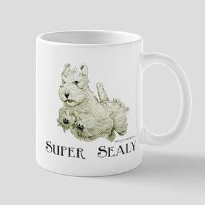 Super Sealyham Terrier Mug