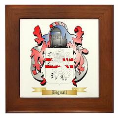 Bignall Framed Tile