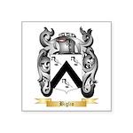 Biglio Square Sticker 3