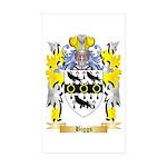 Biggs Sticker (Rectangle 50 pk)