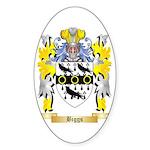 Biggs Sticker (Oval 10 pk)
