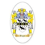 Biggs Sticker (Oval 50 pk)