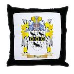 Biggs Throw Pillow
