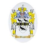 Biggs Ornament (Oval)