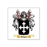 Biggar Square Sticker 3