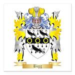 Bigg Square Car Magnet 3