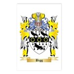Bigg Postcards (Package of 8)