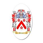 Biever 35x21 Oval Wall Decal