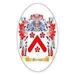 Bieuvo Sticker (Oval 50 pk)