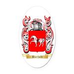 Bierhold Oval Car Magnet