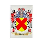 Bielby Rectangle Magnet (100 pack)