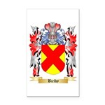 Bielby Rectangle Car Magnet