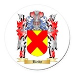 Bielby Round Car Magnet