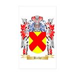 Bielby Sticker (Rectangle 50 pk)