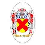 Bielby Sticker (Oval 50 pk)