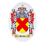 Bielby Ornament (Oval)