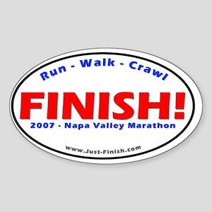 2007-Napa Valley Marathon